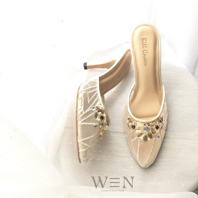 Pointy heels /wedges /flat shoes /platform heels by Wen Custom & Bridal Shoes - 006