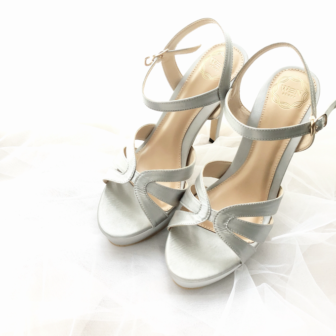 Wen Custom & Bridal Shoes (Platform heels) by Wen Custom & Bridal Shoes - 002