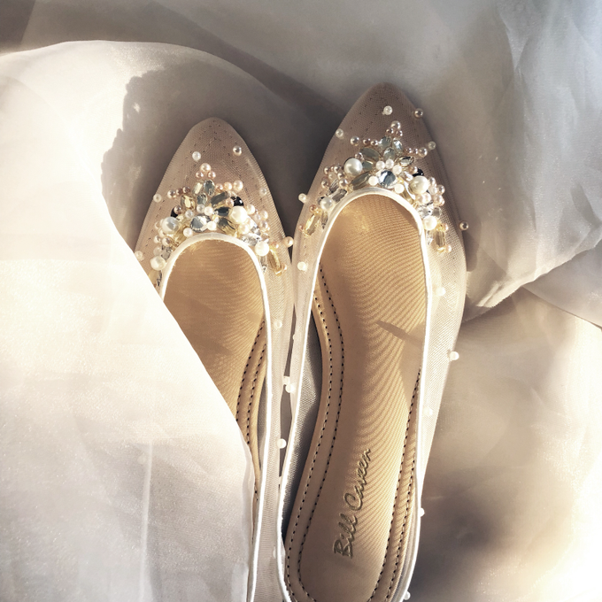 Flat shoes by Wen Custom & Bridal Shoes - 002