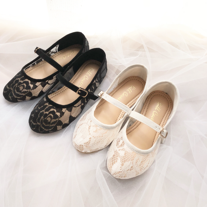 Shoes for Flower girl (couple) by Wen Custom & Bridal Shoes - 004