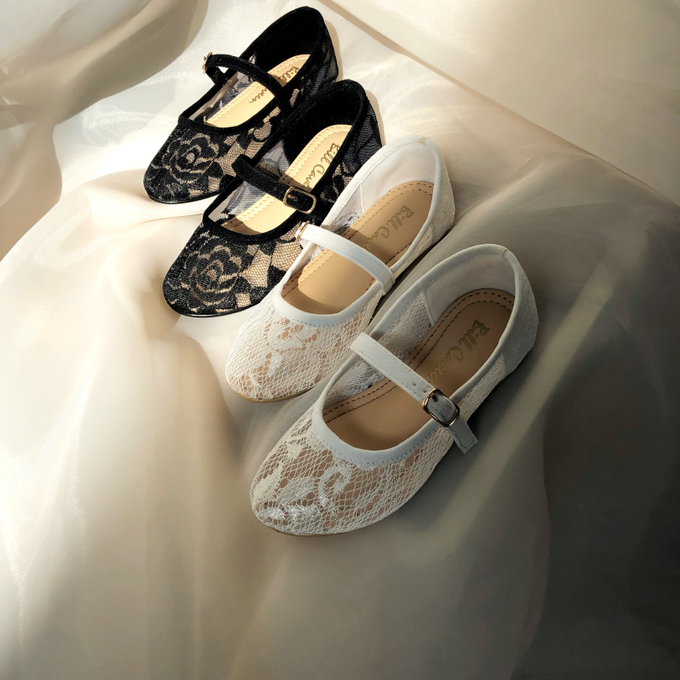 Shoes for Flower girl (couple) by Wen Custom & Bridal Shoes - 002