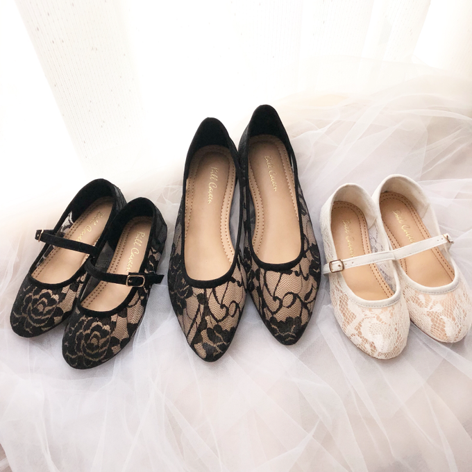Shoes for Flower girl (couple) by Wen Custom & Bridal Shoes - 003