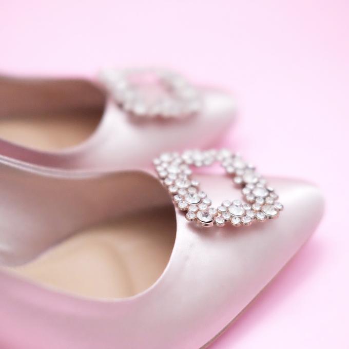 High heels by Wen Custom & Bridal Shoes - 002