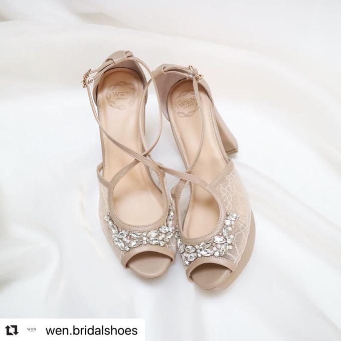 Wen Custom & Bridal Shoes (Heels 5-10cm) by Wen Custom & Bridal Shoes - 005