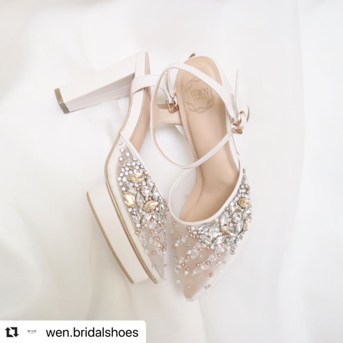 Wen Custom & Bridal Shoes (Platform heels) by Wen Custom & Bridal Shoes - 003