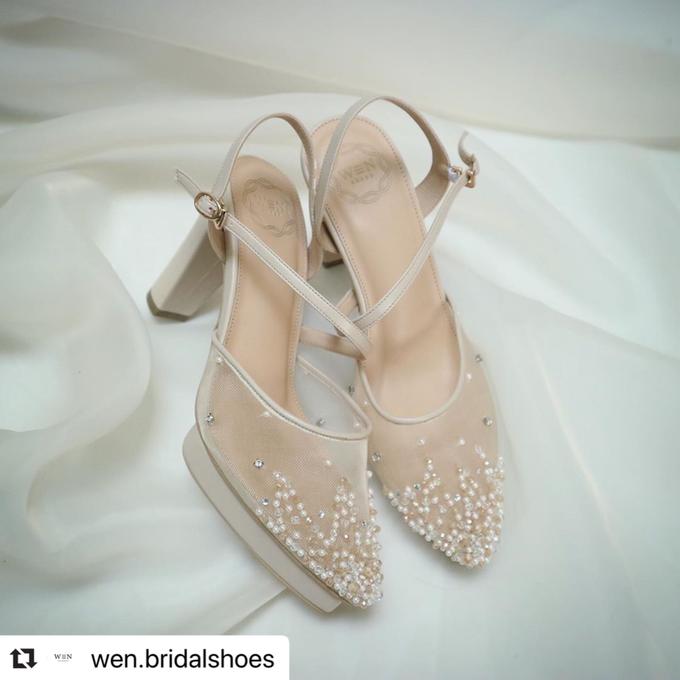 Wen Custom & Bridal Shoes (Platform heels) by Wen Custom & Bridal Shoes - 005