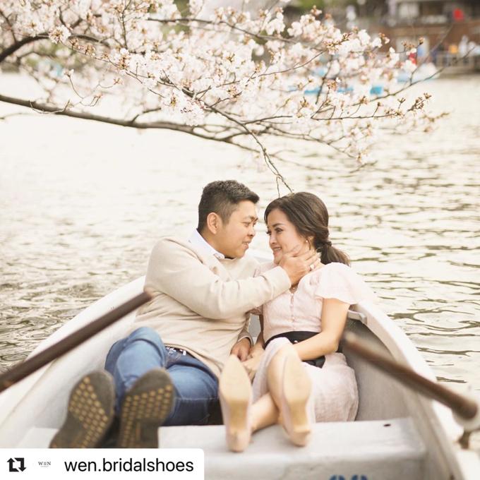 Bride  by Wen Custom & Bridal Shoes - 001