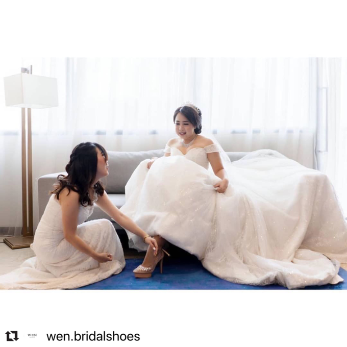 Bride  by Wen Custom & Bridal Shoes - 003