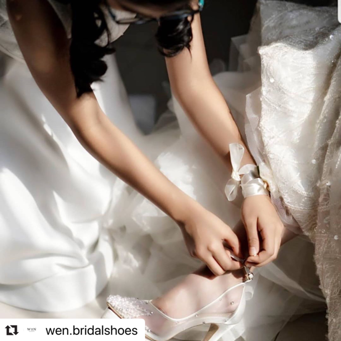 Bride  by Wen Custom & Bridal Shoes - 005
