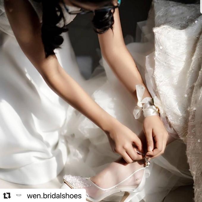 Bride  by Wen Custom & Bridal Shoes - 005