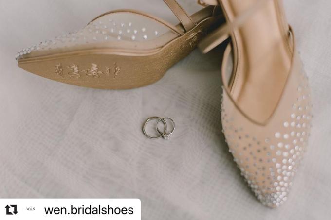 Bride  by Wen Custom & Bridal Shoes - 007