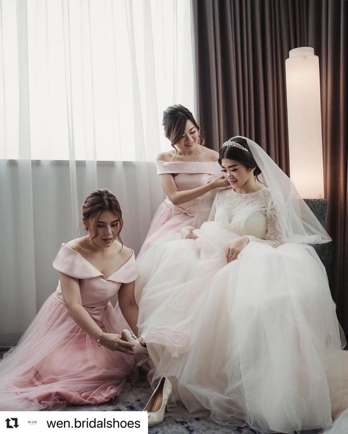 Bride  by Wen Custom & Bridal Shoes - 006