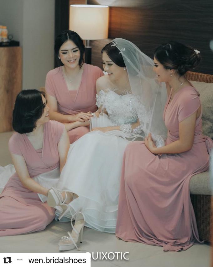 Bride  by Wen Custom & Bridal Shoes - 008
