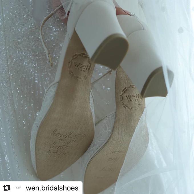 Bride  by Wen Custom & Bridal Shoes - 010