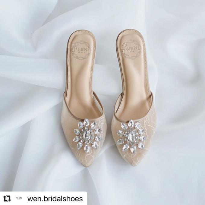 Wen Custom & Bridal Shoes (Heels 5-10cm) by Wen Custom & Bridal Shoes - 006