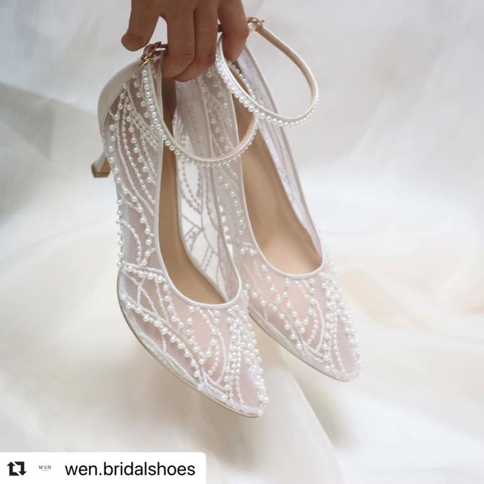 Wen Custom & Bridal Shoes (Heels 5-10cm) by Wen Custom & Bridal Shoes - 008