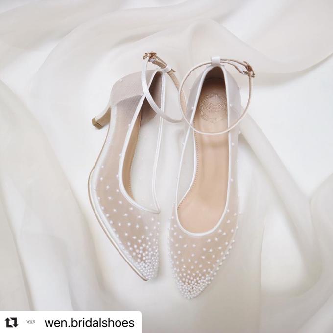 Wen Custom & Bridal Shoes (Heels 5-10cm) by Wen Custom & Bridal Shoes - 007