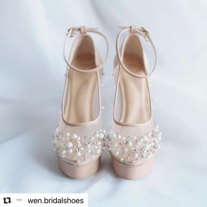 Wen Custom & Bridal Shoes (Platform heels) by Wen Custom & Bridal Shoes - 007
