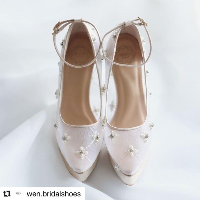Wen Custom & Bridal Shoes (Platform heels) by Wen Custom & Bridal Shoes - 006