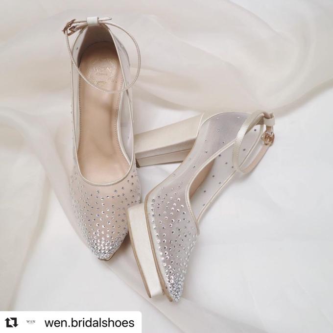 Wen Custom & Bridal Shoes (Platform heels) by Wen Custom & Bridal Shoes - 009