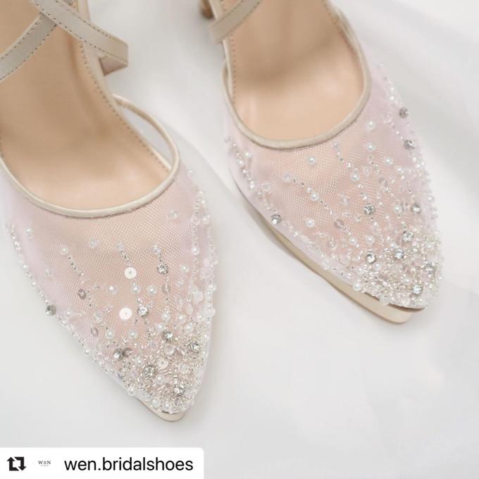 Wen Custom & Bridal Shoes (Platform heels) by Wen Custom & Bridal Shoes - 011