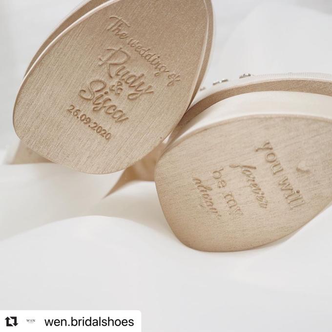 Wen Custom & Bridal Shoes (Platform heels) by Wen Custom & Bridal Shoes - 013