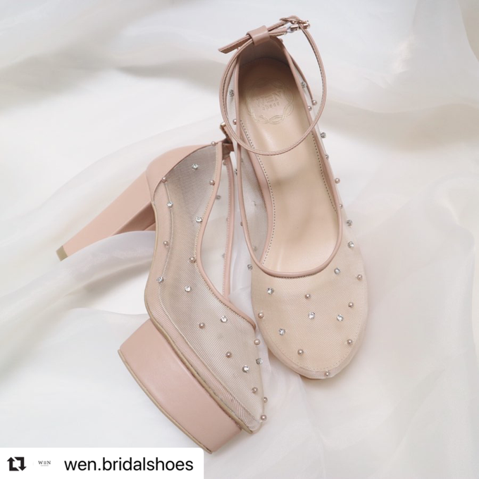 Wen Custom & Bridal Shoes (Platform heels) by Wen Custom & Bridal Shoes - 012