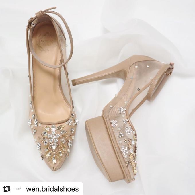 Wen Custom & Bridal Shoes (Platform heels) by Wen Custom & Bridal Shoes - 015