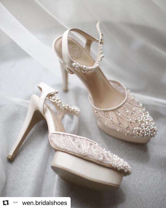 Wen Custom & Bridal Shoes (Platform heels) by Wen Custom & Bridal Shoes - 017