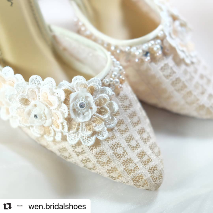 Wen Custom & Bridal Shoes (Heels 5-10cm) by Wen Custom & Bridal Shoes - 012