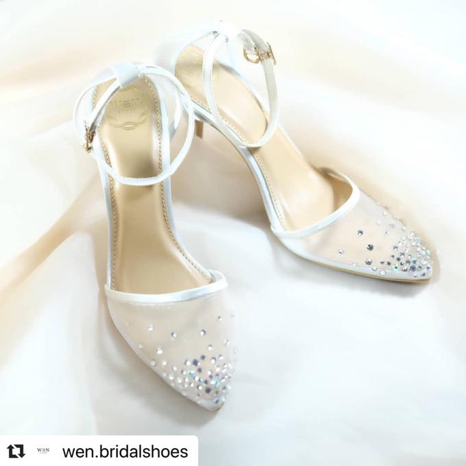 Wen Custom & Bridal Shoes (Heels 5-10cm) by Wen Custom & Bridal Shoes - 013
