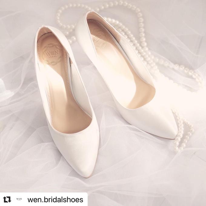 Wen Custom & Bridal Shoes (Heels 5-10cm) by Wen Custom & Bridal Shoes - 014
