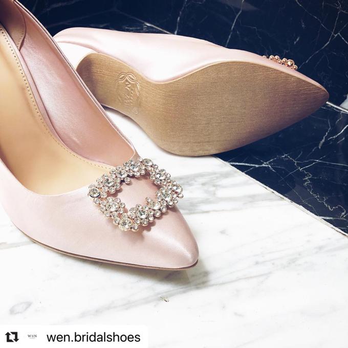 Wen Custom & Bridal Shoes (Heels 5-10cm) by Wen Custom & Bridal Shoes - 016