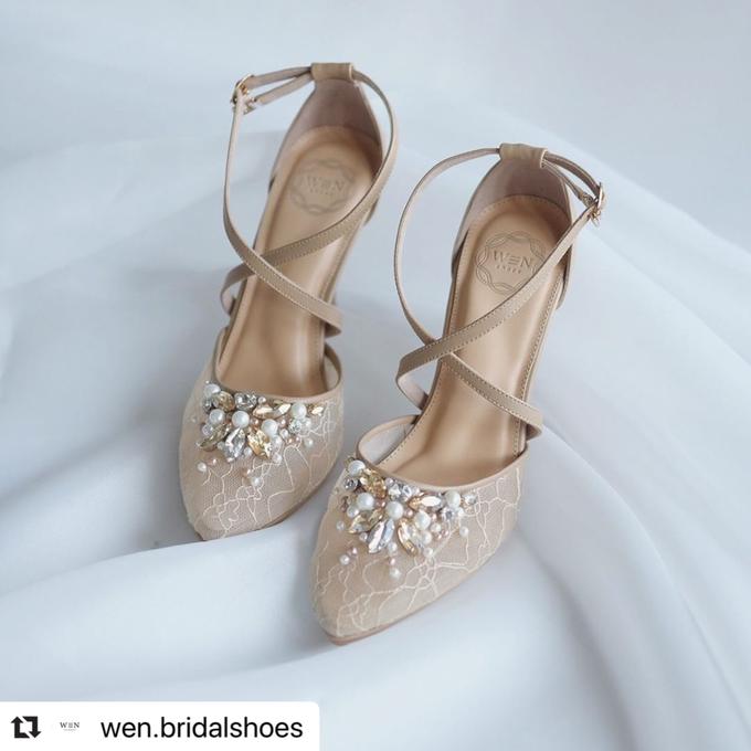 Wen Custom & Bridal Shoes (Heels 5-10cm) by Wen Custom & Bridal Shoes - 018