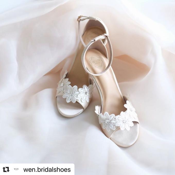Wen Custom & Bridal Shoes (Heels 5-10cm) by Wen Custom & Bridal Shoes - 017