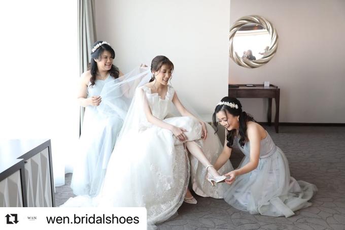 Bride  by Wen Custom & Bridal Shoes - 015