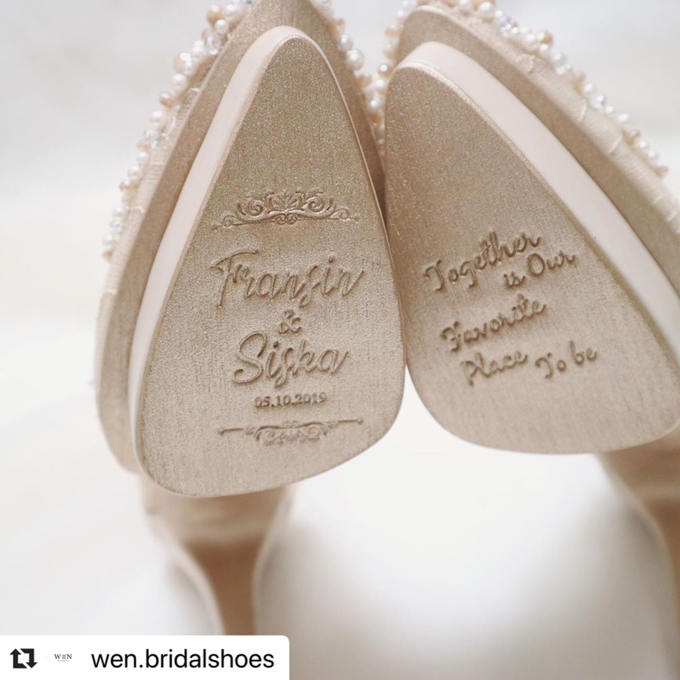 Wen Custom & Bridal Shoes ( Sol Name ) by Wen Custom & Bridal Shoes - 003