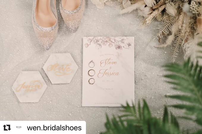 Bride  by Wen Custom & Bridal Shoes - 018