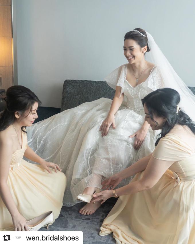 Bride  by Wen Custom & Bridal Shoes - 016