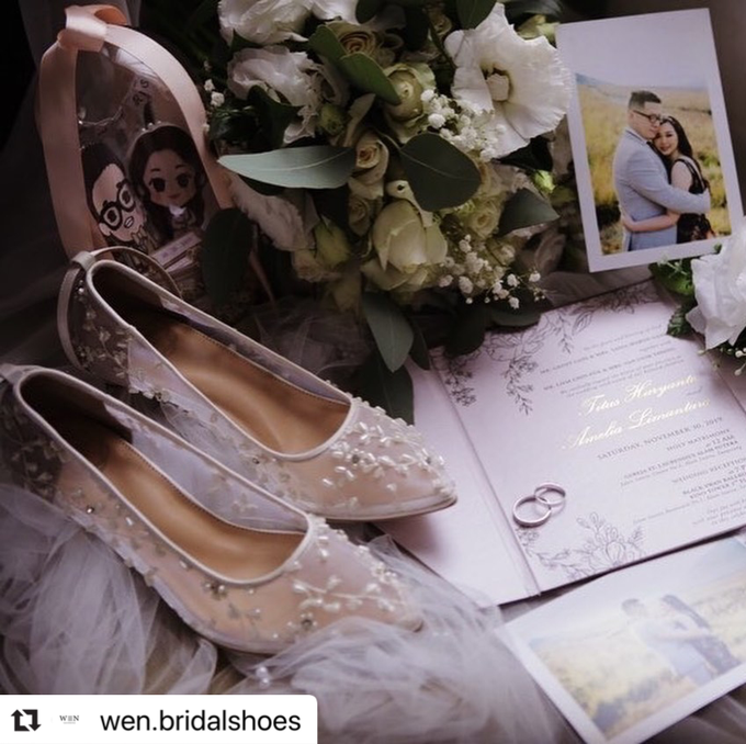 Bride  by Wen Custom & Bridal Shoes - 017