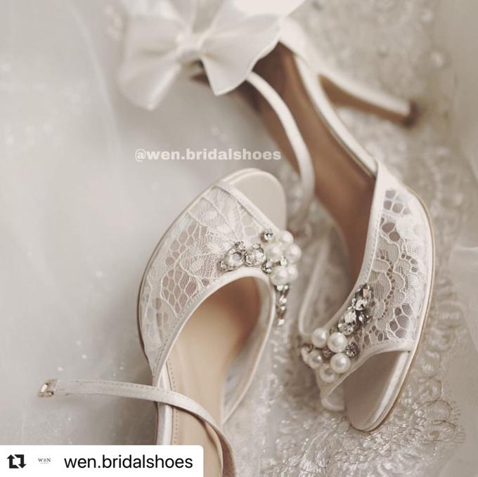 Wen Custom & Bridal Shoes (Heels 5-10cm) by Wen Custom & Bridal Shoes - 019