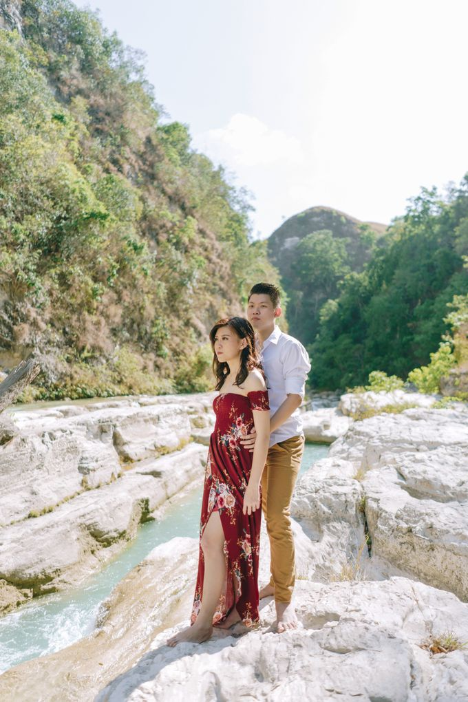 PREWEDDING DENNIS & MICHELLE by lovre pictures - 044