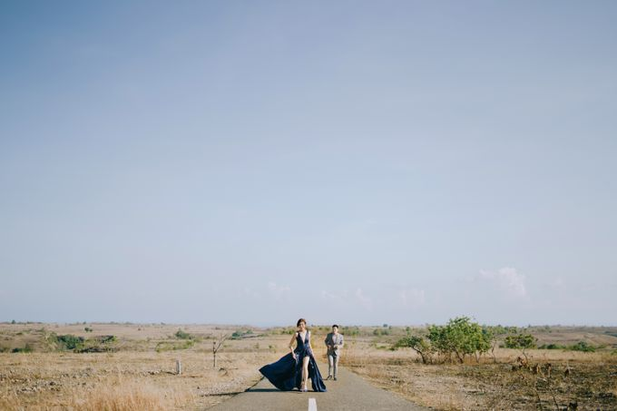 PREWEDDING DENNIS & MICHELLE by lovre pictures - 009
