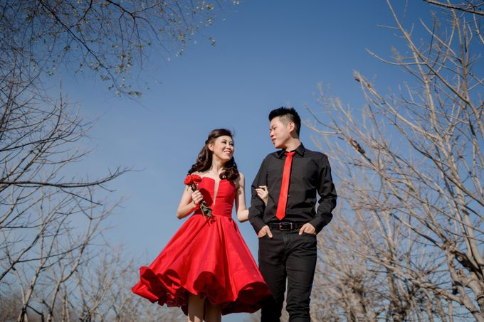PREWEDDING DENNIS & MICHELLE by lovre pictures - 034