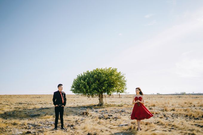 PREWEDDING DENNIS & MICHELLE by lovre pictures - 036