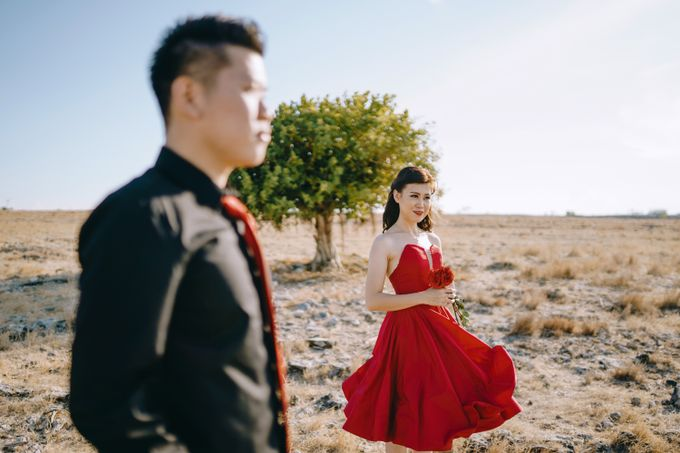 PREWEDDING DENNIS & MICHELLE by lovre pictures - 037