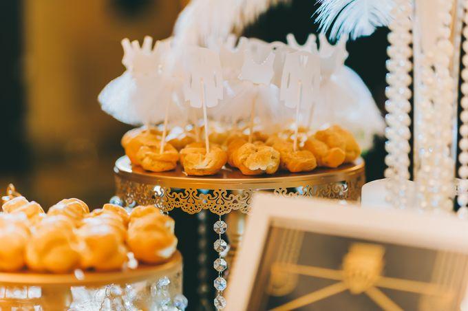 Wedding Dessert Reception by Sunlife Pastries - 013