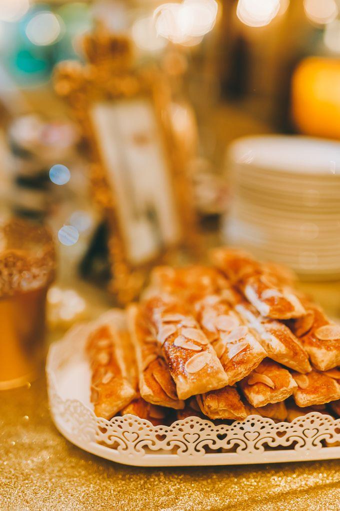 Wedding Dessert Reception by Sunlife Pastries - 012