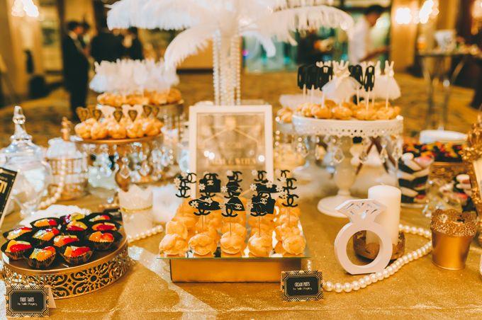 Wedding Dessert Reception by Sunlife Pastries - 010