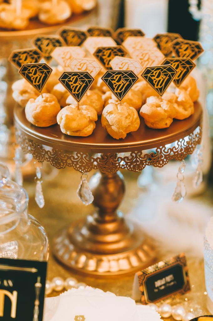 Wedding Dessert Reception by Sunlife Pastries - 009
